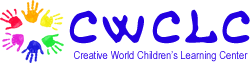Creative World Children's Learning Centers Logo